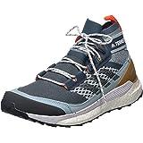 adidas Uomo Terrex Free Hiker Blue Scarpe da passeggio