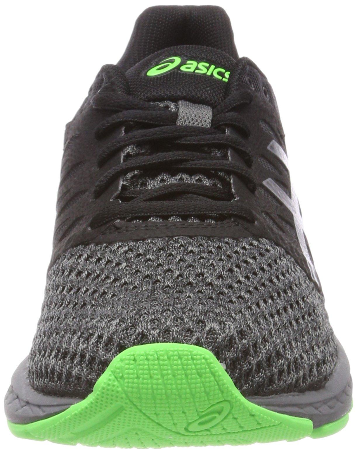 ASICS Unisex-Erwachsene Gel-Exalt 4 T7e0n-9097 Sneaker, Black Green ... af4a098e26