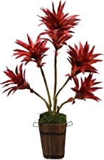 Fourwalls 86cm Tall Decorative Artificial Dracaena Plant without Pot (171 Leaves)