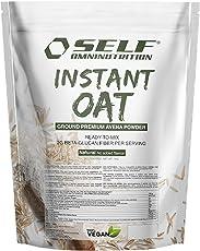 SELF OMNINUTRITION INSTANT OAT 4x1kg gusto CIOCCOLATO farina d'avena CHOCOLATE FLAVOUR senza Glutine