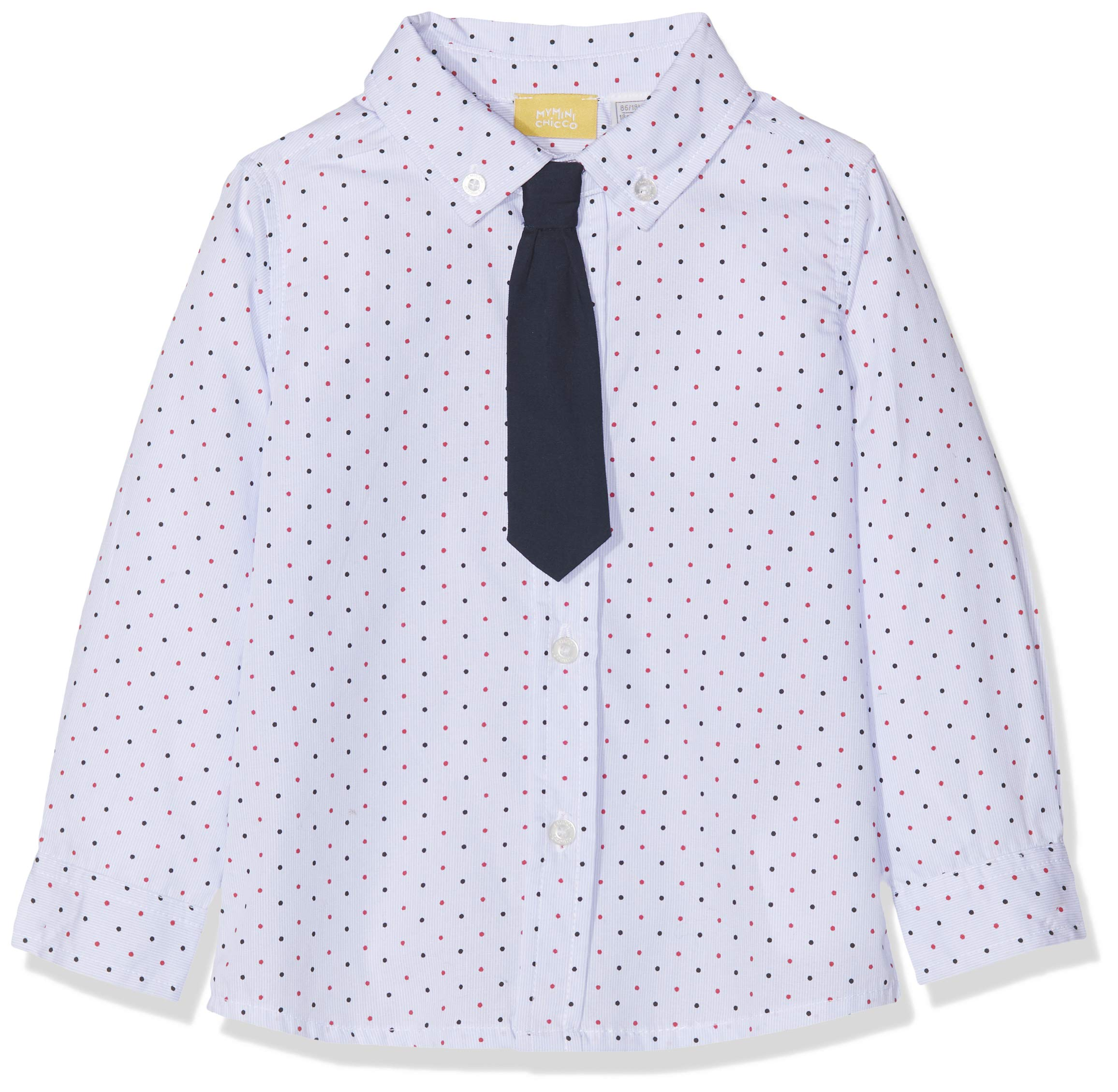 Chicco Camicia Maniche Lunghe Camisa para Bebés 1