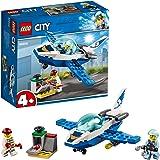 LEGO 60206 City Police Luchtpolitie vliegtuigpatrouille speelgoed set