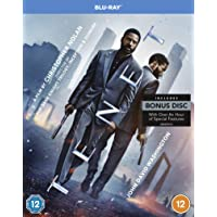 Tenet [Blu-ray] [2020] [Region Free]