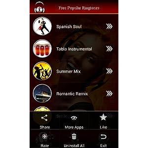 Free Popular Ringtones