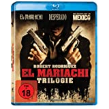 Desperado & El Mariachi & Irgendwann in Mexico (2 Discs) [Blu-ray]