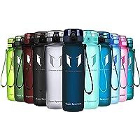Super Sparrow Trinkflasche - Tritan Wasserflasche - 350ml, 500ml, 750ml, 1000ml - BPA-frei - Ideale Sportflasche - Sport…