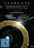 Stargate Kommando SG-1 - Die komplette Serie (inkl. Continuum, The Ark of Truth)
