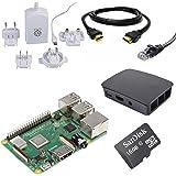 ThePiHut 8GB Raspberry Pi 3 Starter/Media Centre Kit. (Python, Kodi, Minecraft, Scratch and More)
