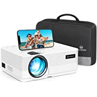 Videoprojecteur WiFi, VANKYO Projecteur Connexion WiFi Synchronisation 1080P Full HD Soutien Retroprojecteur…