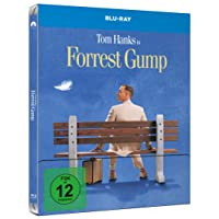 Forrest Gump - Limited Steelbook [Blu-ray]