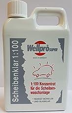 Wellpro Scheibenklar 1:100