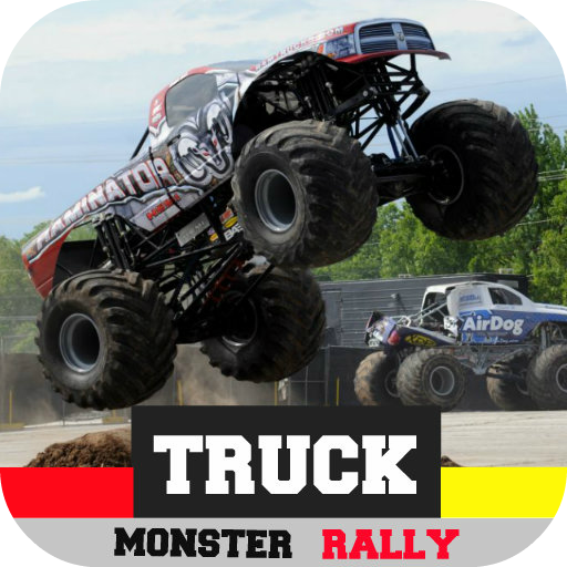 Monster Truck 4X4 Rally