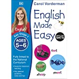 English Made Easy, Ages 5-6 (Key Stage 1): Supports the National Curriculum, English Exercise Book