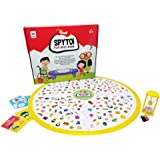 Toiing Spytoi - Fun Educational Spotting Board Game for Kids (5 Year Olds & Above) - Fun Social Emotional Game to Develop Obs