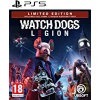 Watch Dogs Legion Limited Edition