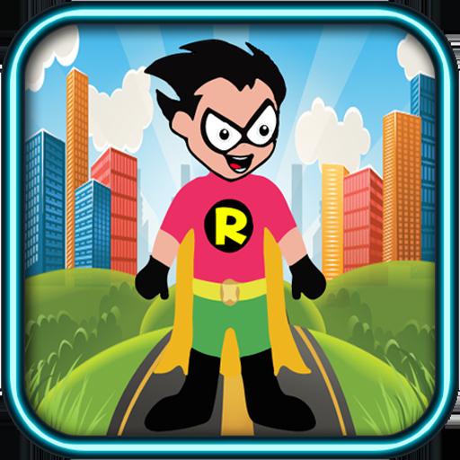 Titans Robin Adventures