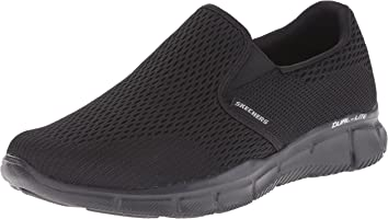 Skechers Equalizer-Double Play, Baskets Basses Homme