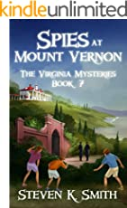 Spies at Mount Vernon (The Virginia Mysteries Book 7)