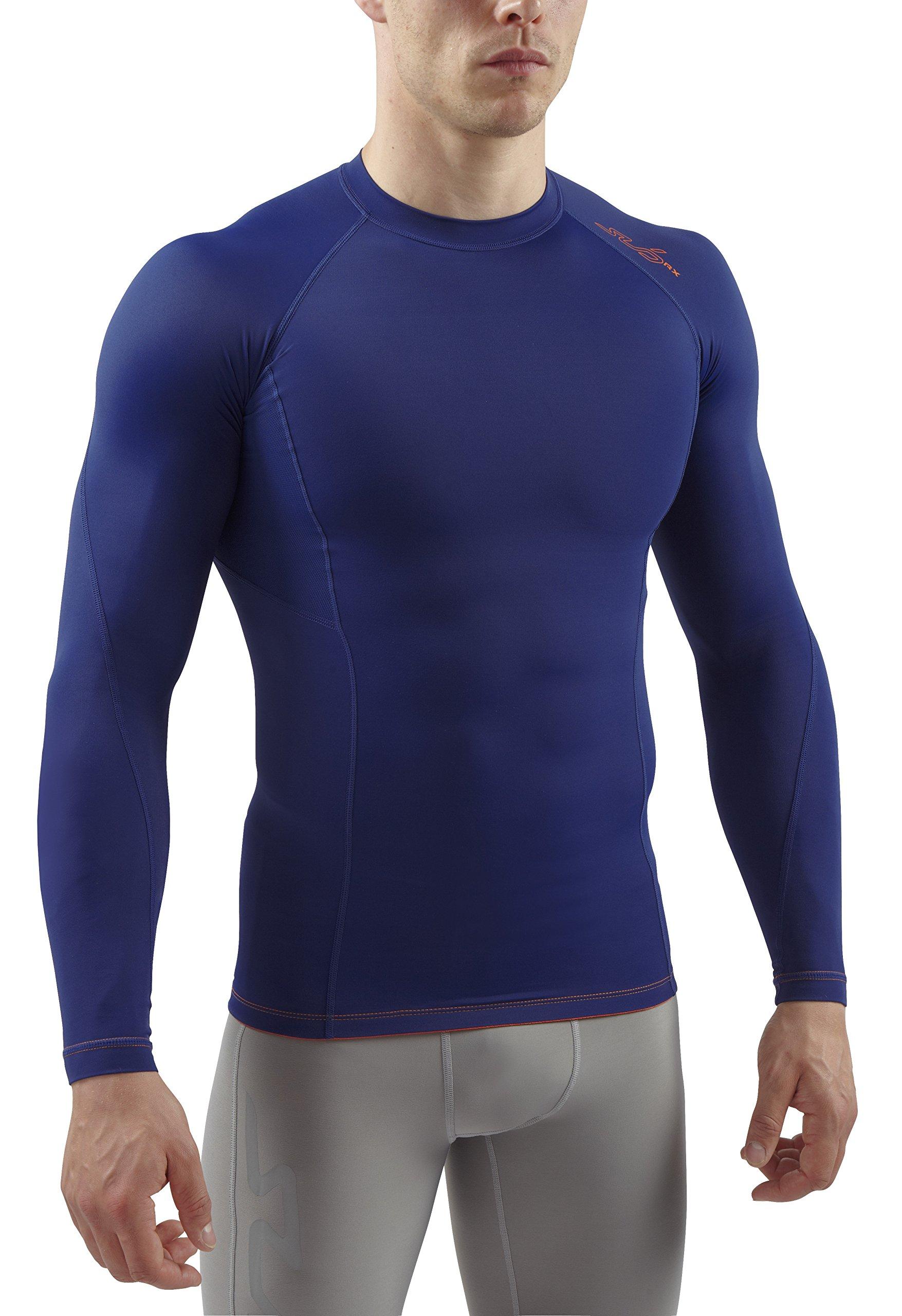 Sub Sports RX Herren Kompressionsoberteil – Funktionsunterhemd, Langarm 1
