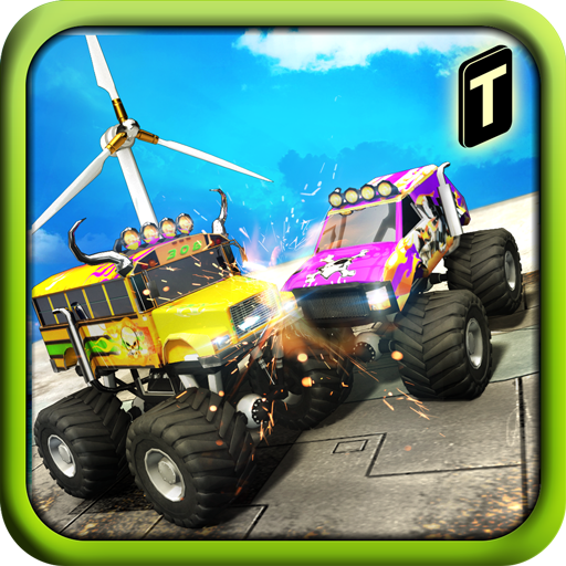 Monster Truck Derby 2016 (3d Monster Truck Spiele)