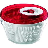 Guzzini Centrifuga Insalata Kitchen Active Design  Rosso Chiaro   Oslash 22 x h14 cm