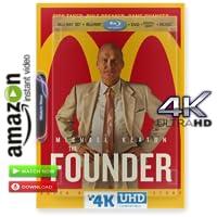 The Founder-[Le fondateur]-Ultra HD