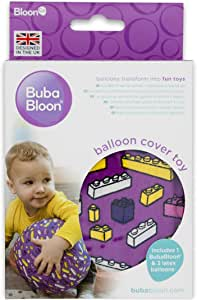 BUBABLOON BB-250 Blocks Purple