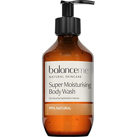 Super Moisurising Body Wash