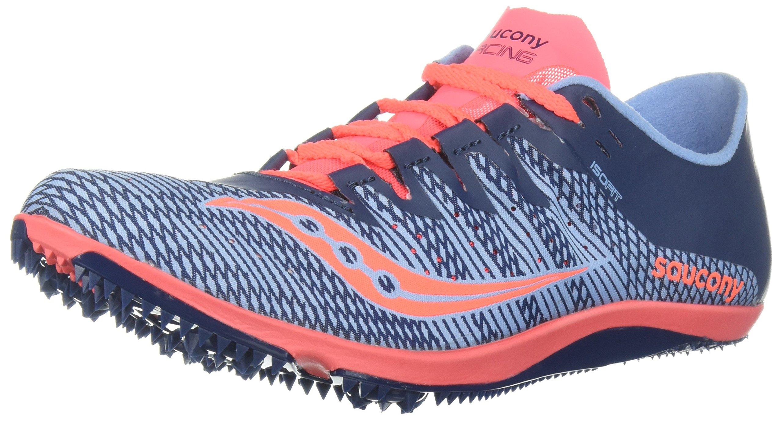 818PD7mYzmL - Saucony Endorphin 2 Women's Running Spikes - SS19