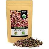 Rozenblaadjes gedroogd (100g), rozenknoppen gedroogd, rozenblaadjes thee van gecontroleerde teelt, rozenknop thee