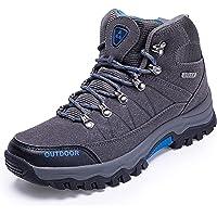 LSYSAG Scarpe leggere e traspiranti per sport, escursionismo, arrampicata e trekking per uomo