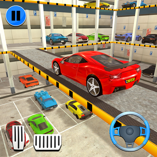 Multi Storey Car Parking Simulator