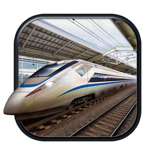 City Train Driving Simulator (Kid City, Usa)