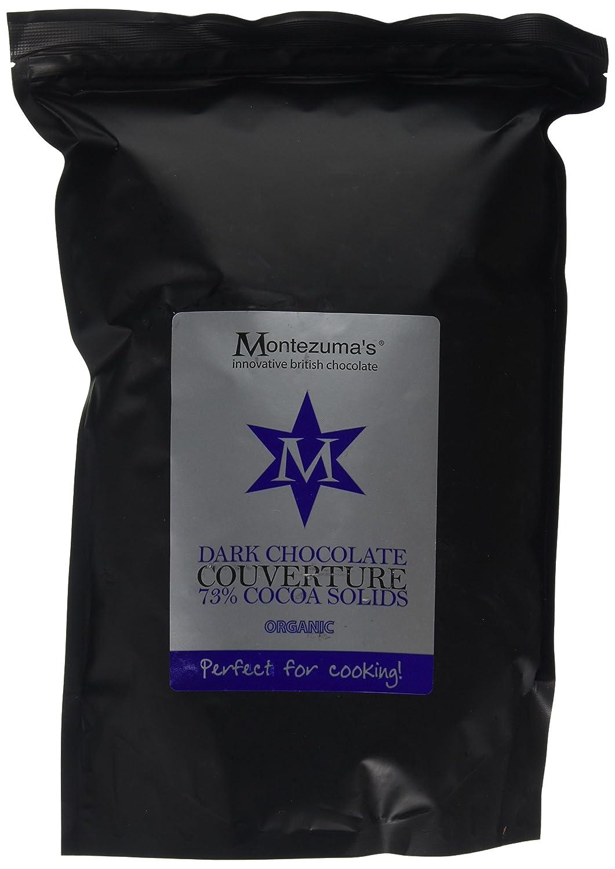 Montezumas Organic Milk Chocolate Couverture 2 kg: Amazon.co.uk ...