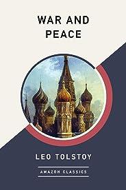 War and Peace (AmazonClassics Edition) (English Edition)