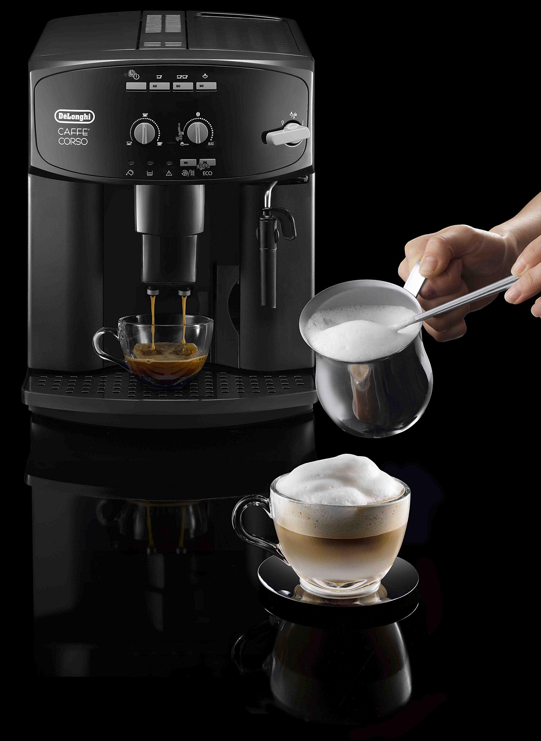 Delonghi-Delo-Vollautom-ESAM-2600bk-Caffe-Corso