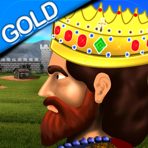 Game of Crowns : The Quest of the 3 Kings who want to Rules the Kingdom - Gold Edition