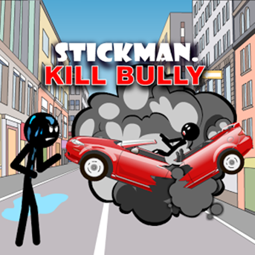 stickman games: Stickman mentalist Kill bully: Amazon co uk