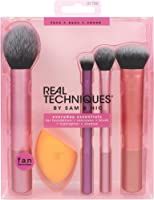 Real Techniques pennello Everyday Essentials completo viso set