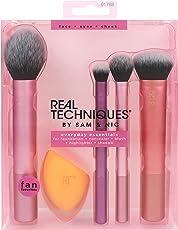 Real Techniques Everyday Essentials Make-up Pinsel Gesicht komplett Set