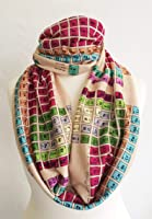 Periodic table scarf, Science Gift