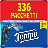 Tempo pañuelos Classic–4capas–6Paquetes de 56paquetes (336pacchetti Total)