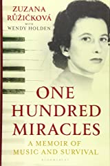 One Hundred Miracles: A Memoir of Music and Survival (Perspectives of the Holocaust) Hardcover