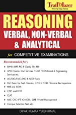 Reasoning Verbal, Non-Verbal & Analytical - for Competitive Examinations