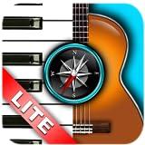 Akkord-Kompass Lite: Gitarren-, Klavier-Akkorde & mehr!