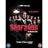 Sopranos-Series 1-6-Complete [Edizione: Regno Unito]