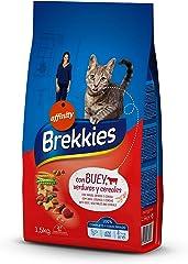Brekkies Cat - Buey Y Verduras 1,5 Kg