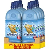Mimosin Concentrado Suavizante Azul Vital 89lav x 8botellas