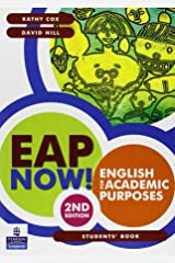 EAP Now! New Edition Students' Book Taschenbuch