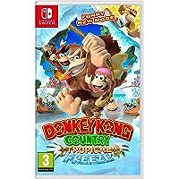 Donkey Kong Country: Tropical Freeze - Import anglais, jouable en français